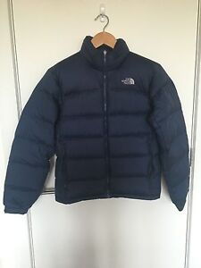 Men's size small North Face puffy jacket. Grange Charles Sturt Area Preview