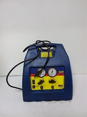 Yellow Jacket R60 Hermetric Refrigerant Recovery System