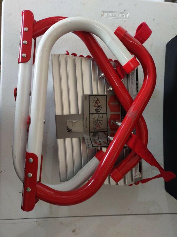 Kidde KL-2S, 2 Story Fire Escape Ladder , 13-Foot