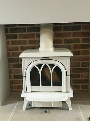 Stovax Huntingdon 30 Wood Burning Stove with Tracery door