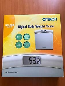 Omron HN283 Digital Body Weight Scale - BRAND NEW IN BOX - RRP$59 Carrum Downs Frankston Area Preview