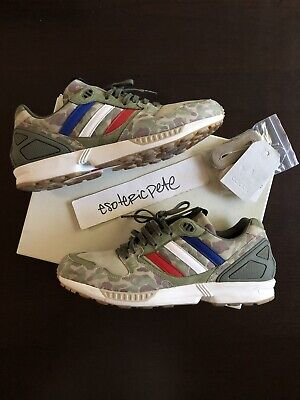 SZ 11.5 ADIDAS UNDFTD BAPE ZX 5000 CAMO Q34751 bathing undefeated off boost fear