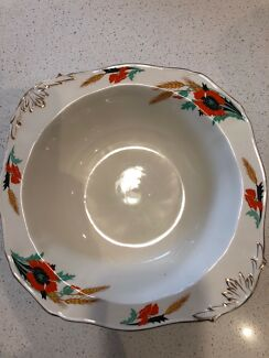 Alfred Meakin England 'Lismore' bowl