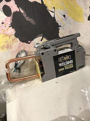 Stark Portable Electric Spot Welder 18 Single Phase Handheld Welding Tip Gun
