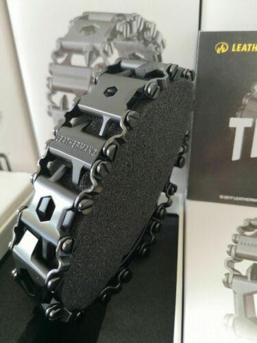 BLACK Leatherman Tread Tools Wearable Bracelet Link Multi-Tool
