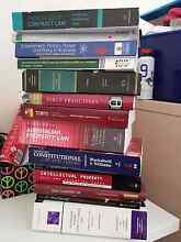 14 law books pick up only Glen Huntly Glen Eira Area Preview