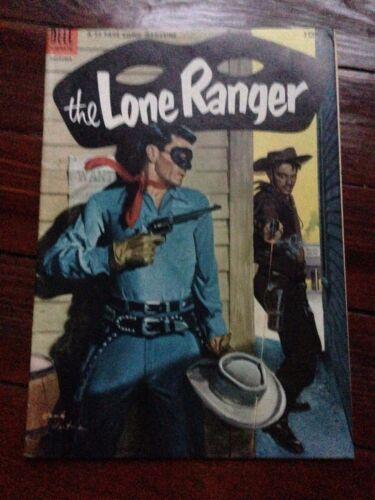 The Lone Ranger #65 November 1953 Dell Comics