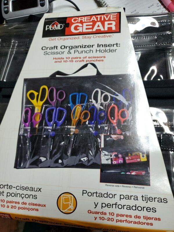 Plaid Creative Gear Craft Organizer Insert Qty 2