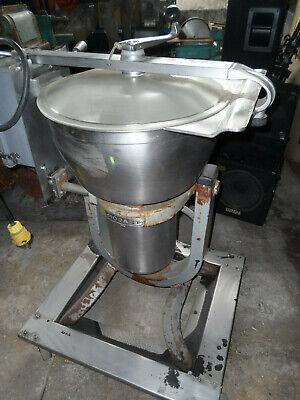 Hobart Hcm 450 45 Quart Vcm Dough Cutter Vertical Tilt Mixer Chopper Pizza