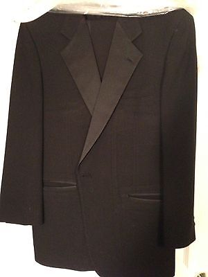 Men's Black Tuxedo 2 Pc - for Wedding/event Season!