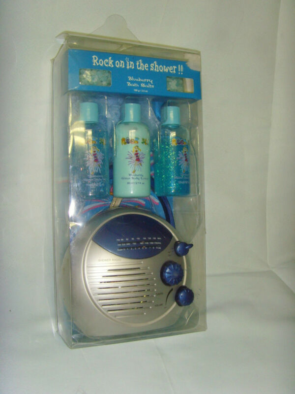 Радиоприёмник PORTABLE SHOWER RADIO AM FM STATIONS на eBay