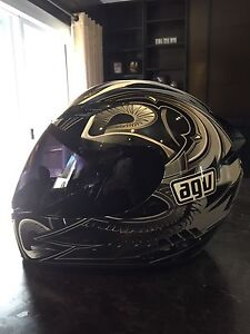 For Sale - Extra Large AGU Motorcycle Helmut