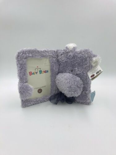 Hippo Picture Frame, Baby Boyds Picture Frame, Hippy frame, cute Hippo frame,NWT