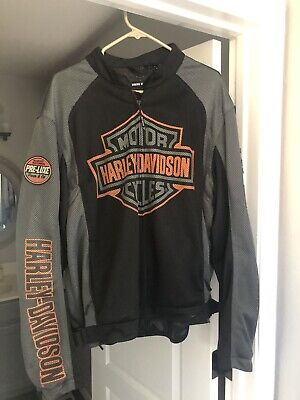 Harley Davidson Riding Gear Mesh Jacket XLARGE 98232-13VM