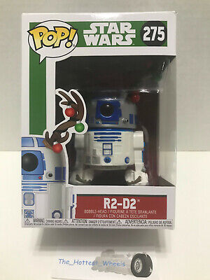 FUNKO POP! STAR WARS HOLIDAY CHRISTMAS #275 R2-D2