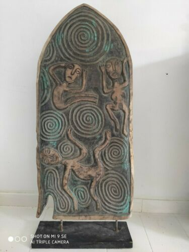 Decoration Indonesian statue Timor.....