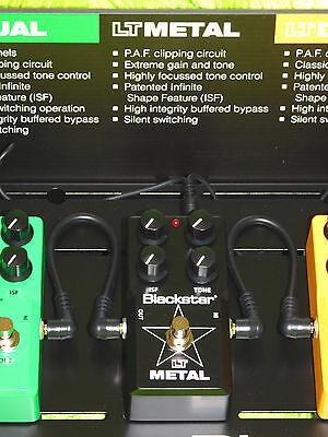 Blackstar LT Metal Distortion Guitar Effects Pedal  - NEW!
