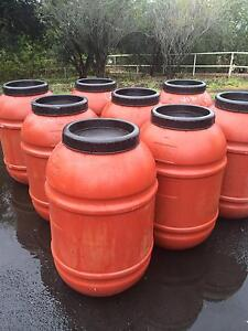 PLASTIC BARRELS/DRUMS for Sale - P/up North/ SouthWest Doubleview Stirling Area Preview