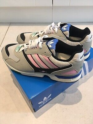 51fcaf426ab34 Adidas ZX 4000 UK 9.5 44 G27900 OG CW Retro 80s Runners 5000 7000 8000 9000