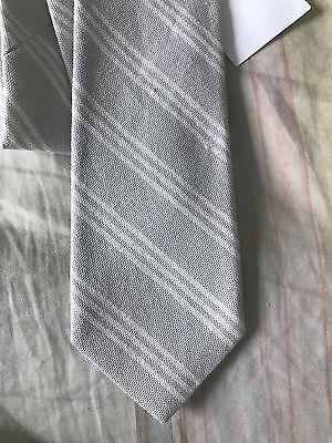 Fall '17 Men's J. Crew Sand Double Striped Tie $69.50 for sale  Oakland Gardens