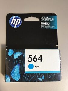 HP 564 Printer Ink - Full Set $75 OBO