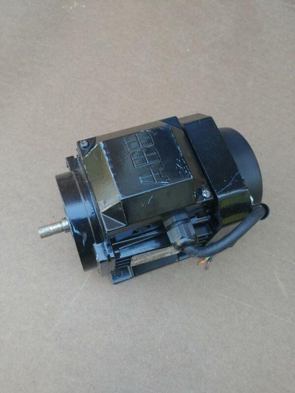 ABB M2VA63B-4 3GVA062002-CDC Electric  Motor 1/3 HP 220/440V