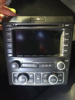 2008 HSV VE Commodore stereo Fairfield Fairfield Area Preview