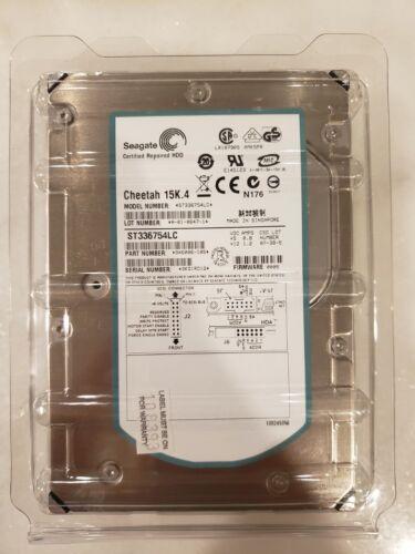 New Seagate Cheetah 15K.4 36.7GB Internal 15000RPM 3.5 ST336754LC HDD - $51.00