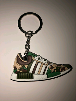 Yeezy Adidas NMD and MORE Keyring Keychain Key Ring!