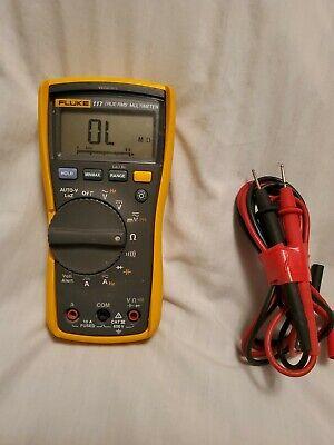 Fluke 117 600v Digital Multimeter