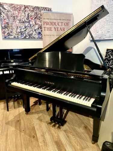 Yamaha G1 Baby Grand Piano 5