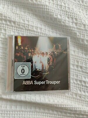 Super Trouper (Deluxe Edition) by Abba | CD | condition very good