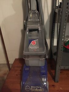 Hoover steam vac cleaner