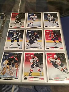 Cartes de hockey Victory de 2005-2013
