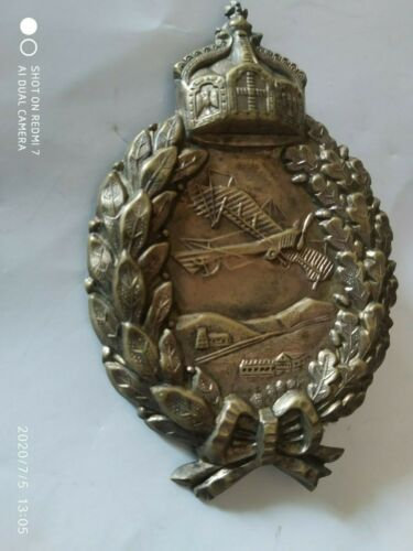 Ww1 original Germany pilot badge.