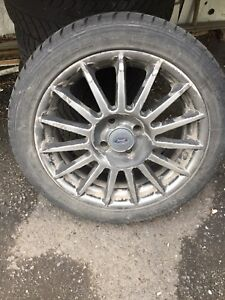 Mags Ford 17 pouces Ford 4x108