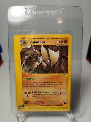 Kabutops - 14/144 - Rare Skyridge Single Pokemon