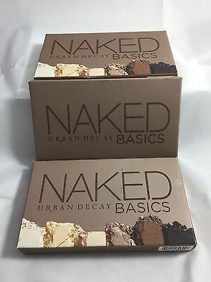 Urban Decay NAKED BASICS Palette - New In Box - Authentic!