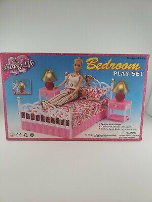 My Fancy Life Bedroom Play Set (99001)