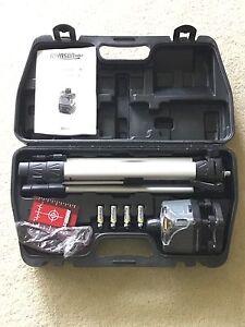 Johnson laser leveller kit