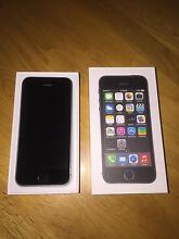 Black iPhone 5S 32G Trott Park Marion Area Preview