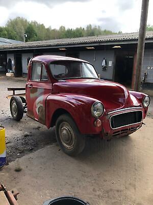 Morris Minor Pickup 1969