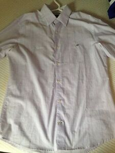 Lacoste men's dress shirts *View all my adds*