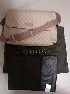 Auth Gucci GG Plus Diaper Bag/baby bag South Perth South Perth Area Preview