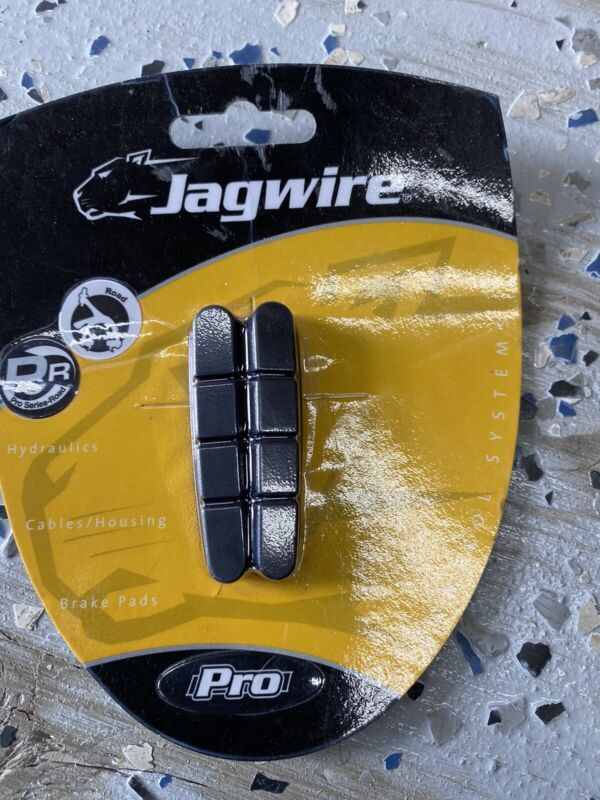 Jagwire Road Pro Ser Brake Pad Inserts SRAM or Shimano Compatible Power Compound