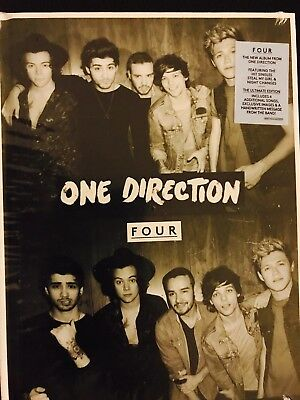 FOUR Deluxe Edition One Direction Format: Audio CD - Bonus Tracks comprar usado  Enviando para Brazil
