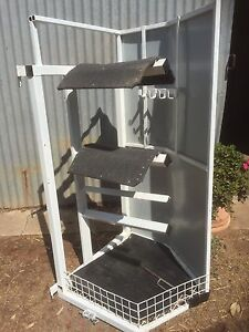 Float Swing Out tack box Stanhope Campaspe Area Preview
