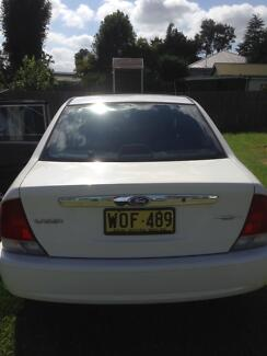 Kn ford laser in excellent condition