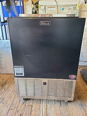 Perlick Glass Chiller Fr24 Underbar Cooler 1 Phase 115v Black 2 Section