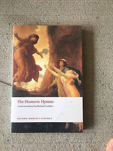 The Homeric Hymns: A new translation by Michael Crudden